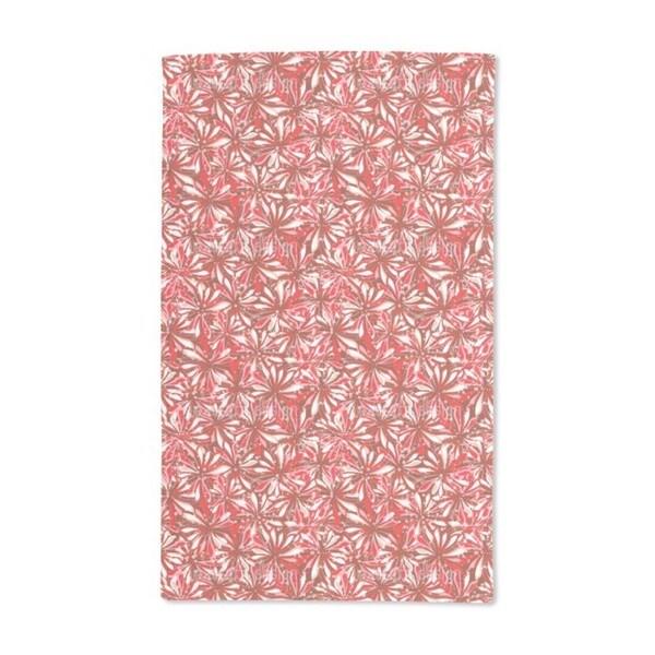 Floral Splendor Hand Towel (Set of 2)
