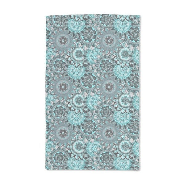 Mandala Splendor Hand Towel (Set of 2)