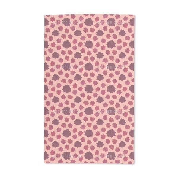 Sea of Roses Hand Towel (Set of 2)