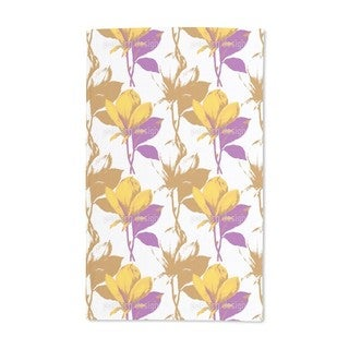Magnolia Dream Hand Towel (Set of 2)
