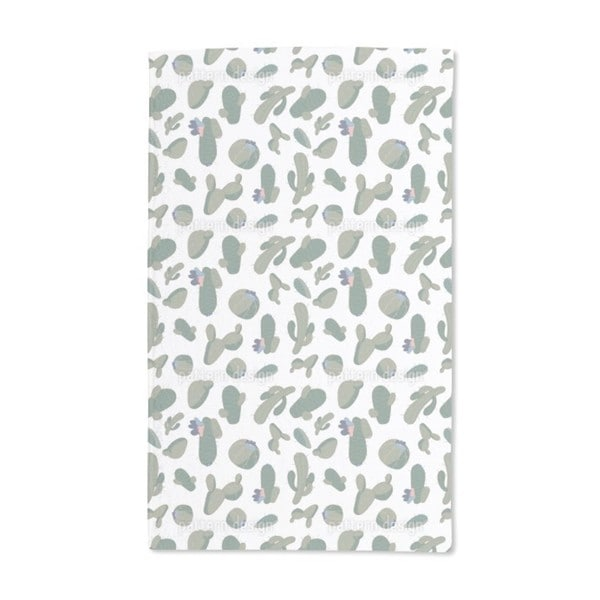 Cacti Collection Hand Towel (Set of 2)