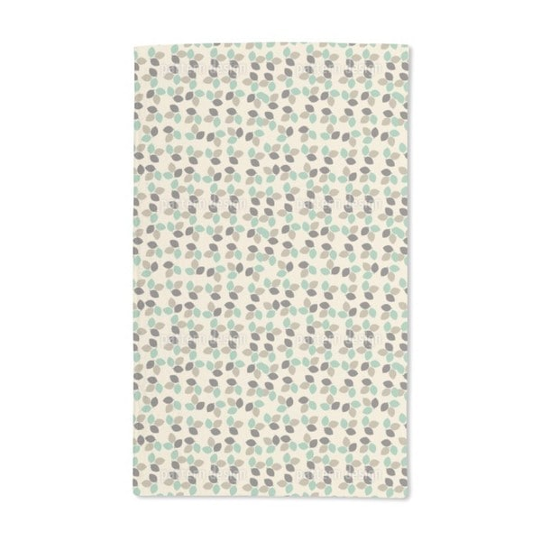 Leaves of Autumn Hand Towel (Set of 2)