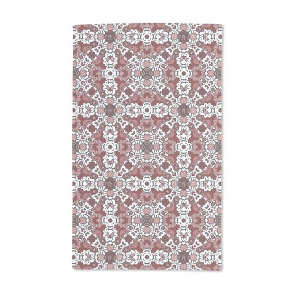 Growing and Blooming Hand Towel (Set of 2)
