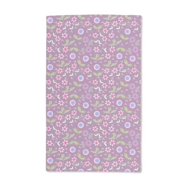 Land of Floralia Hand Towel (Set of 2)