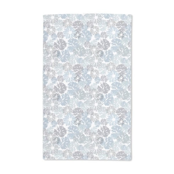 Flowers in the Window Hand Towel (Set of 2)
