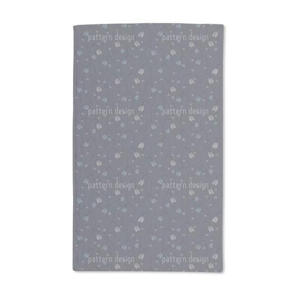 Floral Garlands Hand Towel (Set of 2)
