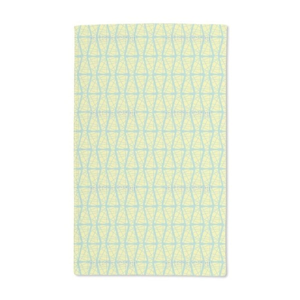 Criss Cross Hand Towel (Set of 2)