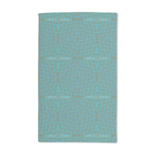 Moorish Distraction Hand Towel (Set of 2)