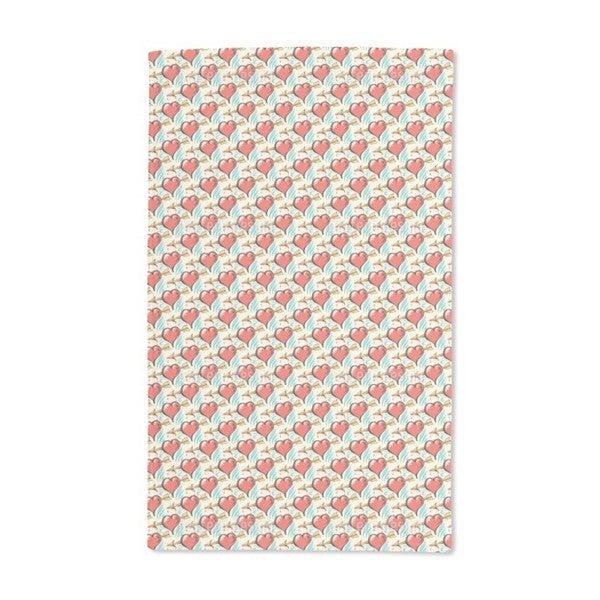 Heartbreaker Hand Towel (Set of 2)