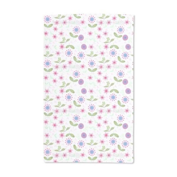Floralia Hand Towel (Set of 2)