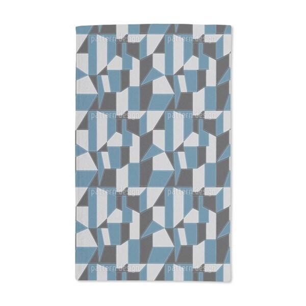 Geometry Reloaded Hand Towel (Set of 2)