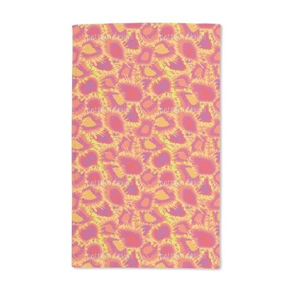 Floral Supernovas Hand Towel (Set of 2)