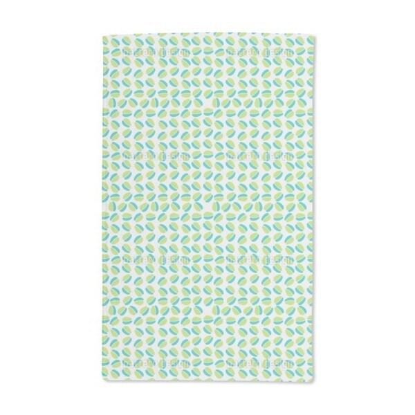 Little Pistachio Hand Towel (Set of 2)