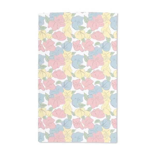 Les Fleurs Hand Towel (Set of 2)