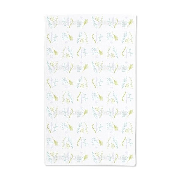 Lavender Dill Hand Towel (Set of 2)