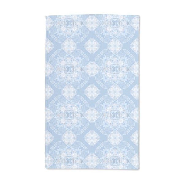 Bluebell Kaleidoscope Hand Towel (Set of 2)
