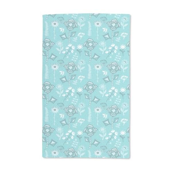 The Flowers of Aquapulco Hand Towel (Set of 2)