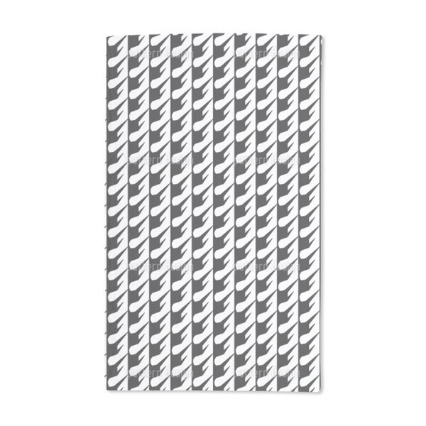 Houndstooth Expression Hand Towel (Set of 2)