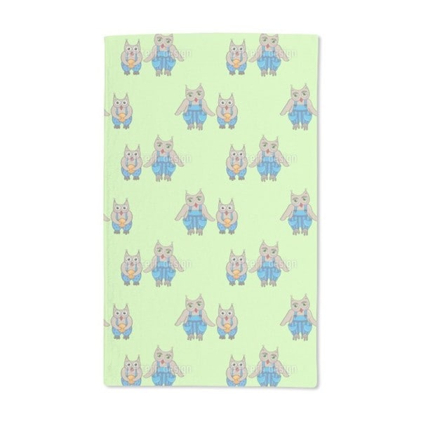 Father and Son Hand Towel (Set of 2)