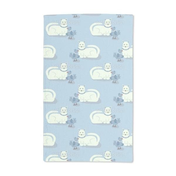 Animal Friends Hand Towel (Set of 2)
