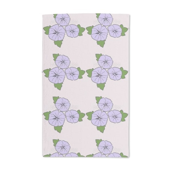 Mallows Hand Towel (Set of 2)
