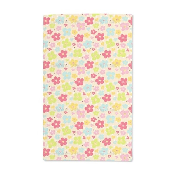 Bloom Boom Hand Towel (Set of 2)