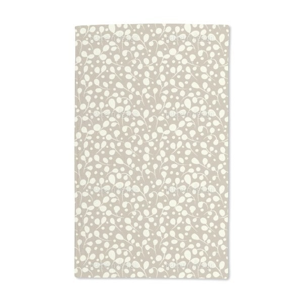 Nature Silhouettes Hand Towel (Set of 2)