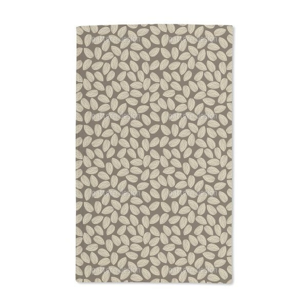 Roasted Almonds Hand Towel (Set of 2)