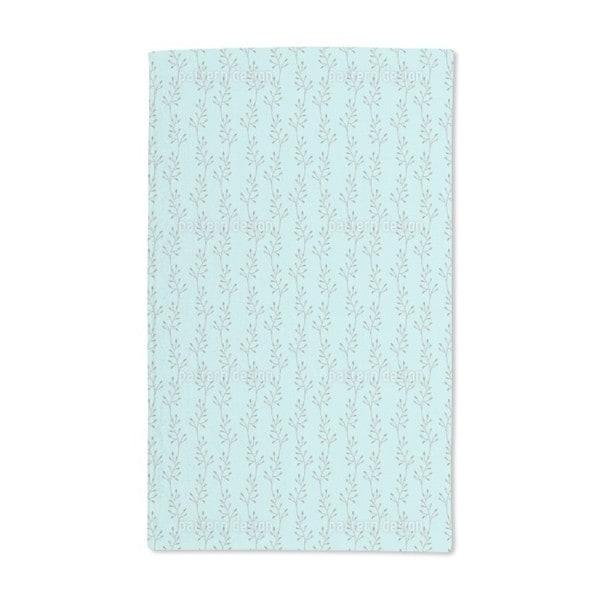 Crassula Succulent Hand Towel (Set of 2)