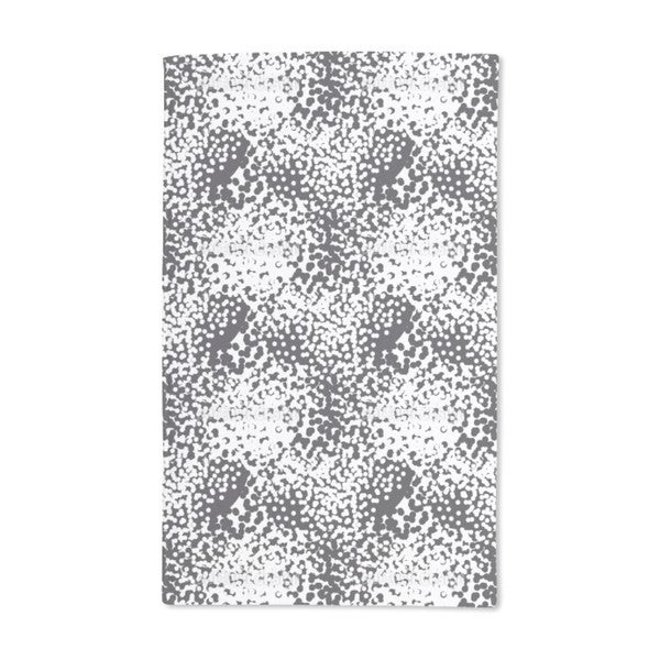 Dotted Ecstasy Hand Towel (Set of 2)