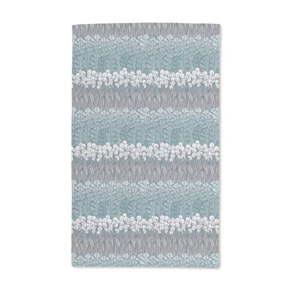 Poseidon's Flower Bed Hand Towel (Set of 2)
