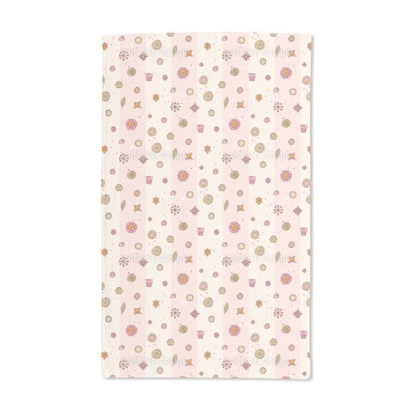 Pick Your Flower Hand Towel (Set of 2)