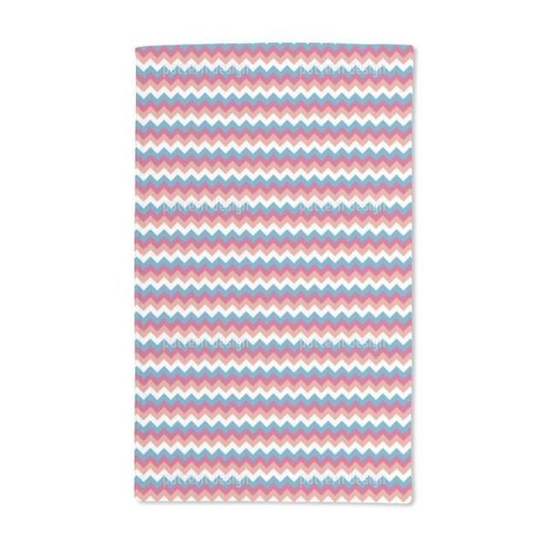 A Lot of Zigzag Hand Towel (Set of 2)