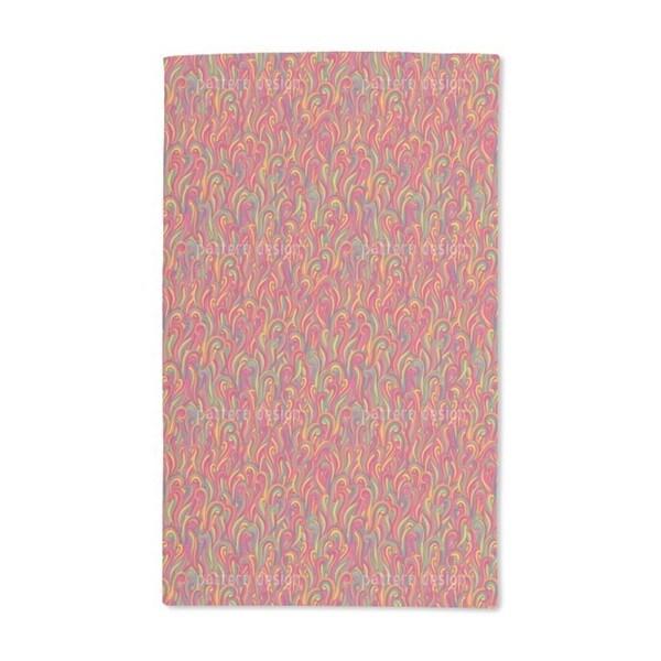 Tropical Grass Hand Towel (Set of 2)