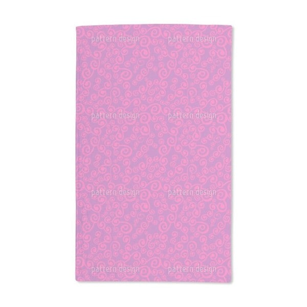 Ilvys Paper Streamers Hand Towel (Set of 2)
