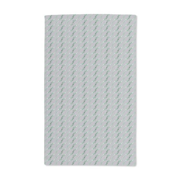Deployment of Dots Hand Towel (Set of 2)