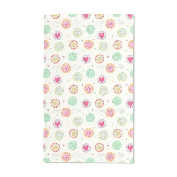 Patches Hand Towel (Set of 2)