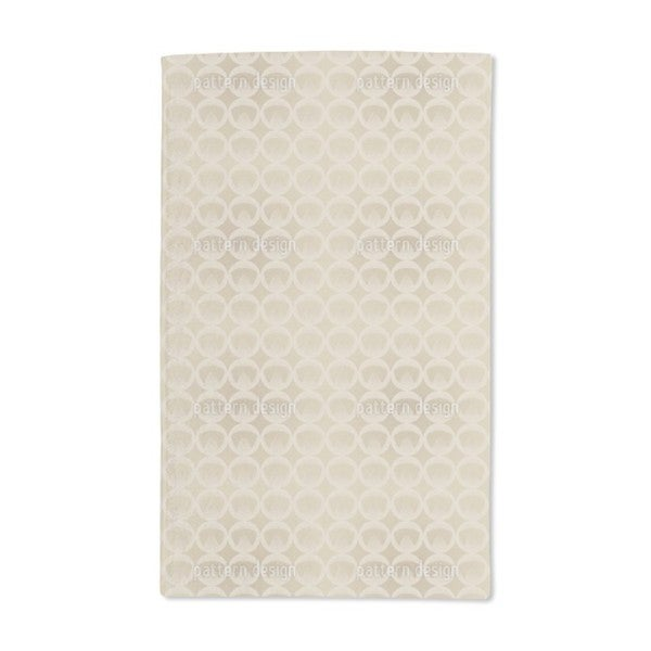 Masked Balls Hand Towel (Set of 2)