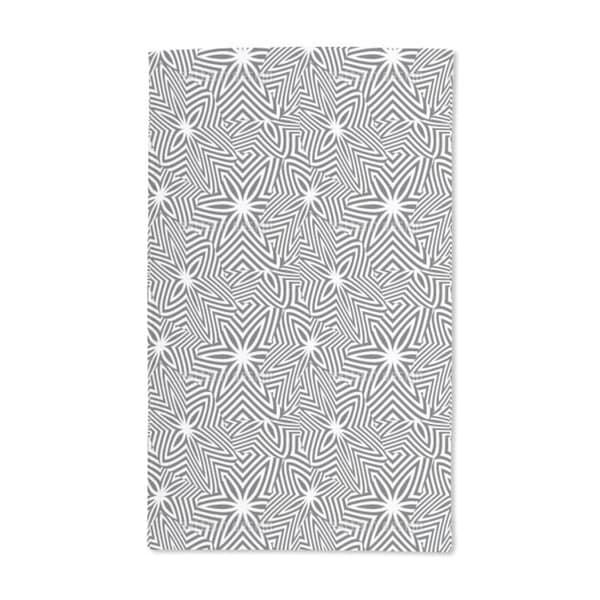 Broken Zebra Stars Hand Towel (Set of 2)