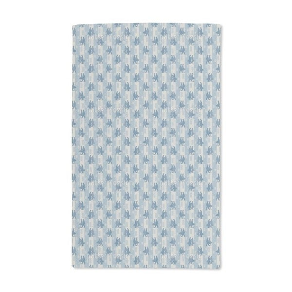 Streetworker Hand Towel (Set of 2)
