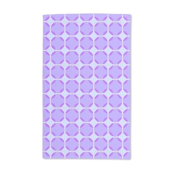 Stack Circles Hand Towel (Set of 2)