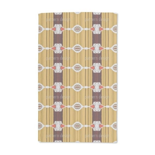 Curtains Up For Baroque Hand Towel (Set of 2)