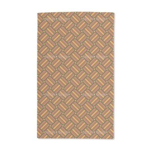 Canvas Hand Towel (Set of 2)