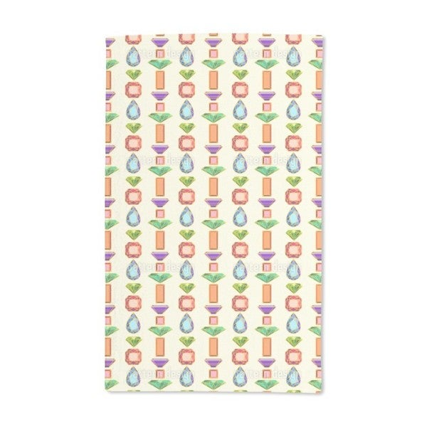 Gems Hand Towel (Set of 2)