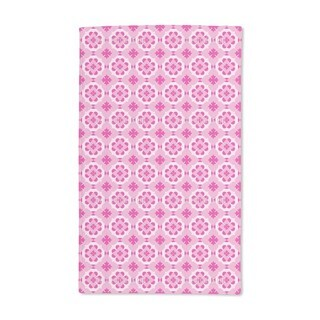 Floral Tile Hand Towel (Set of 2)