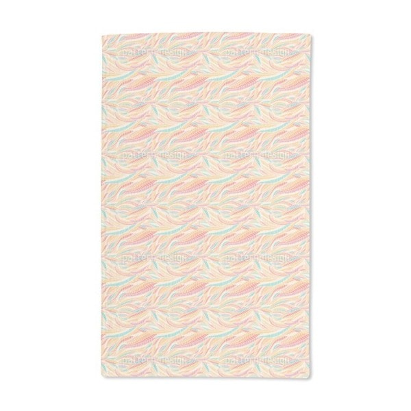 Summer Wind in the Grass Hand Towel (Set of 2)