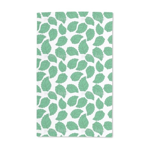 Hop Leaves Hand Towel (Set of 2)