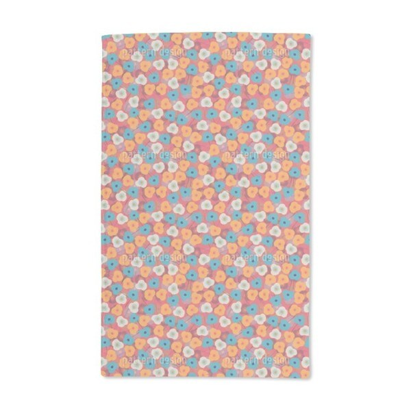 Felicidad Floral Hand Towel (Set of 2)