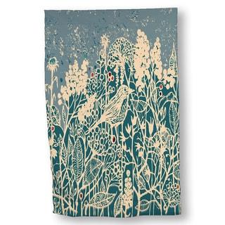 Hedge Bird Hand Towel