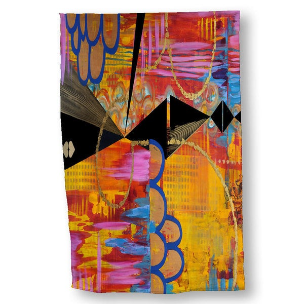 Color Shock Hand Towel